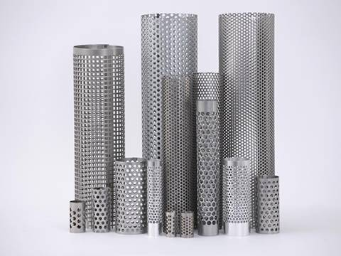 Perforated Sheets Best Choice For Architecture Applications