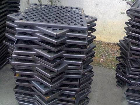 Perforated Stainless Steel Sheet With High Corrosion