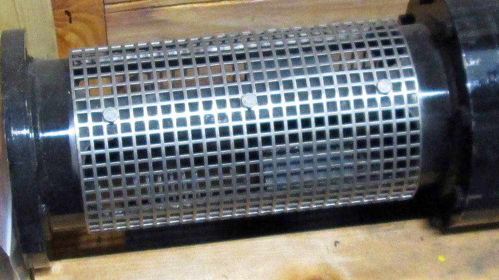 Ss304 Ss316 Ss316l Perforated Sheet